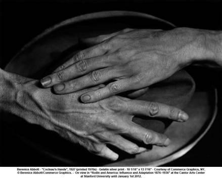 Berenice-Abbott-Cocteau-Hands