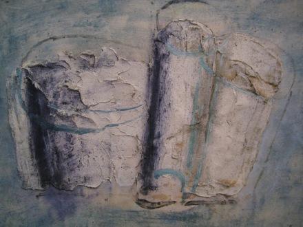 Les boîtes de conserve 1947, Jean Fautrier