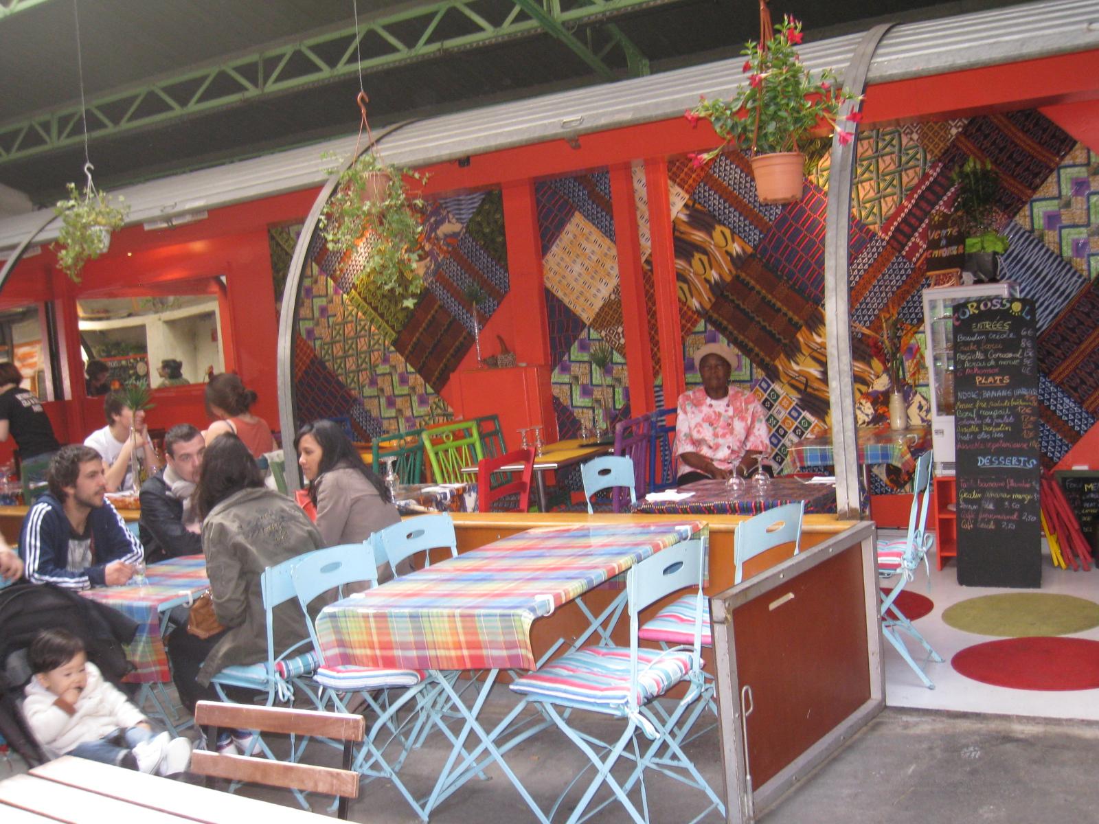 Célèbre Le marché des enfants rouges : le plus vieux marché de paris  VE04