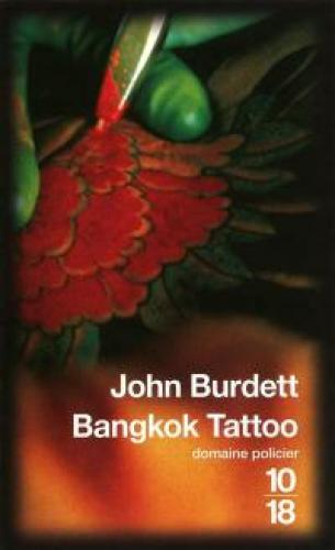 Bangkok tatoo by john Burdett