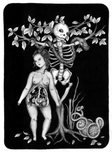 Eden's Tree Of Death by Pole ka