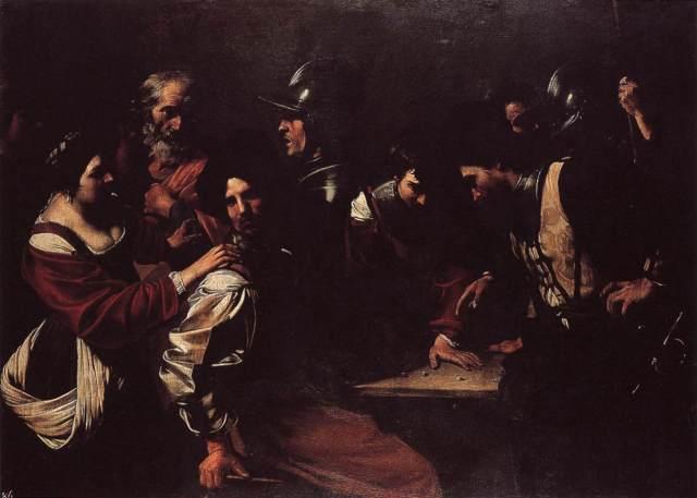 Bartolomeo Manfredi : la trahison de Saint Pierre
