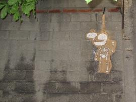 TocToc sur les murs