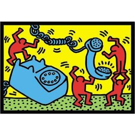 keith-haring-coup-de-fil