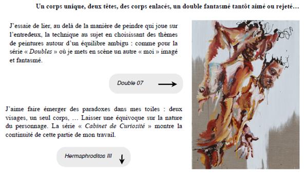 Damien Legrain Ambiguite des formes