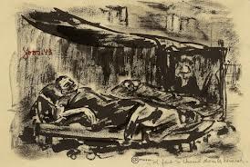 Joseph Soos, Il fait si chaud dans les baraques. 1943